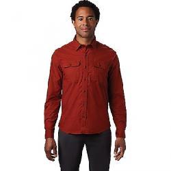 Mountain Hardwear Men's J Tree LS Shirt Rusted