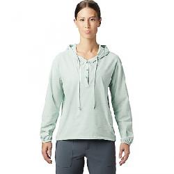 Mountain Hardwear Women's Mallorca Stretch LS Shirt Washed Turq
