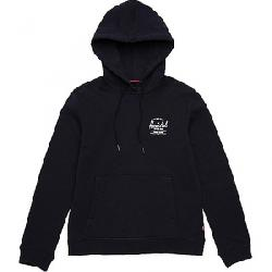Herschel Supply Co Women's Pullover Hoodie Classic Logo Black/White