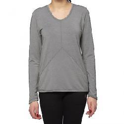 Indygena Women's Chaya Long Sleeve Sweater Grey Moonshine H