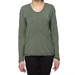 Indygena Women's Chaya Long Sleeve Sweater Green Moss H