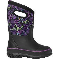 Bogs Kids' Classic Big NW Garden Boot Black Multi