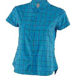 Club Ride Women's Bella Vista Shirt Caribbean Blue
