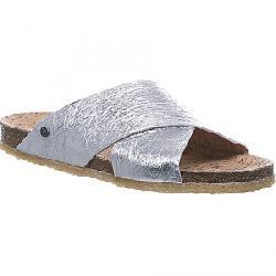 Bearpaw Women's Pina Sandal Silver