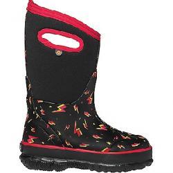 Bogs Kids' Classic Lightning Boot Black Multi