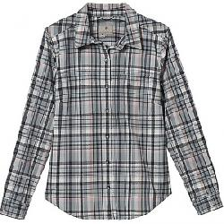 Royal Robbins Women's Thermotech Flannel Light Pewter