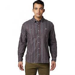 Mountain Hardwear Men's Standhart LS Shirt Dark Umber
