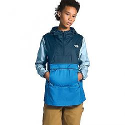 The North Face Women's Fanorak 2.0 Jacket Clear Lake Blue/Blue Wing Teal/Angel Falls Blue