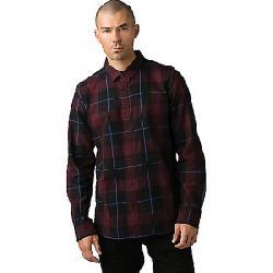 Prana Men's Los Feliz Flannel Shirt Raisin