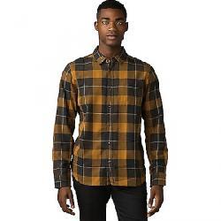 Prana Men's Los Feliz Flannel Shirt Antique Bronze