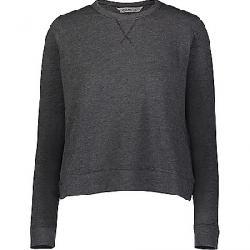 Tasc Women's Studio FT Sweatshirt Black Heather