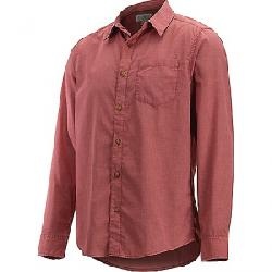 ExOfficio Men's BugsAway Corfu LS Shirt Retro Red