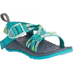 Chaco Kids' ZX/1 EcoTread Sandal Puzzle Opal
