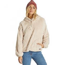 Billabong Women's Warm Regards Hoodie White Cap