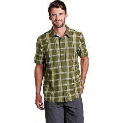 Toad & Co Men's Airscape SS Shirt Bronze Green