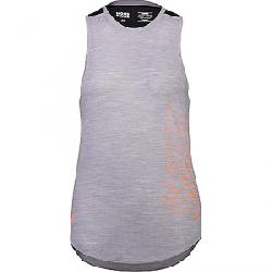 Mons Royale Women's MTN x Tank Black / Grey Marl