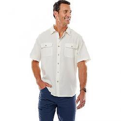 Royal Robbins Men's Cool Mesh ECO SS Shirt Creme