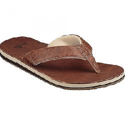 Sanuk Men's John Doe 2 Sandal Light Brown