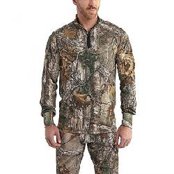 Carhartt Men's Base Force Extremes Cold Weather Quarter Zip Top Realtree Xtra