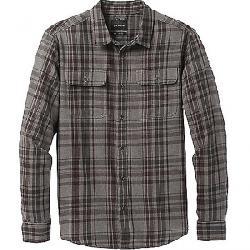 Prana Men's Edgewater LS Shirt Granite Heather