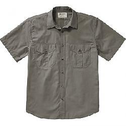 Filson Men's Short Sleeve Feather Cloth Shirt Light Olive