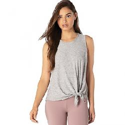 Beyond Yoga Women's All For Ties Tank Silver Mist