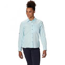 Mountain Hardwear Women's Canyon LS Shirt Eddy