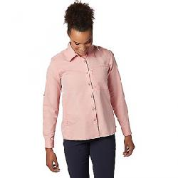 Mountain Hardwear Women's Canyon LS Shirt Solstice Red