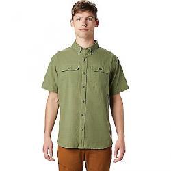 Mountain Hardwear Men's Crystal Valley SS Shirt Field
