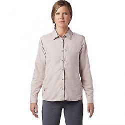 Mountain Hardwear Women's Canyon LS Shirt Smoky Quartz