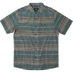 HippyTree Men's Carlsbad Woven Shirt Teal
