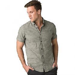 Prana Men's Agua Shirt Charcoal