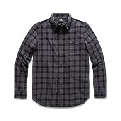 The North Face Men's Hayden Pass 2.0 LS Shirt TNF Black Mountain Plaid