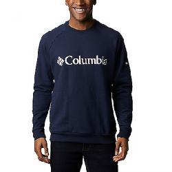 Columbia Men's Columbia Lodge Crew Collegiate Navy / White