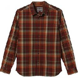 Royal Robbins Men's Trouvaille Plaid LS Hickory