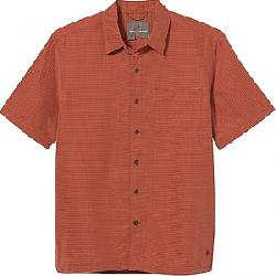 Royal Robbins Men's Desert Pucker Dry SS Shirt Redwood