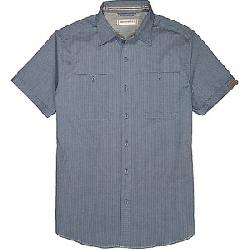 Dakota Grizzly Men's Booker SS Shirt Storm