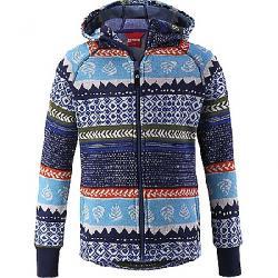 Reima Kid's Northern Fleece Sweater Jeans Blue