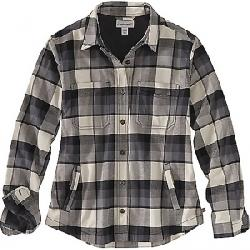 Carhartt Women's Rugged Flex Hamilton Fleece-Lined Shirt Shadow