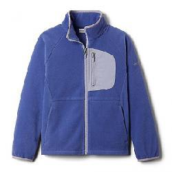 Columbia Youth Fast Trek II Fleece Full Zip Jacket African Violet / Twilight