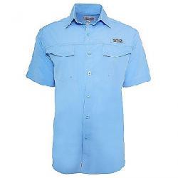 Hook & Tackle Men's Coastline SS Shirt French Blue