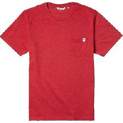 Cotopaxi Men's Buenos Chest Pocket T-Shirt Racing Red