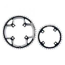 Full Speed Ahead Gossamer Super ABS Road Chainring Black