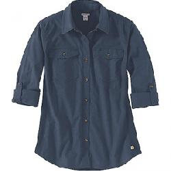 Carhartt Women's Rugged Flex Bozeman Shirt Twilight