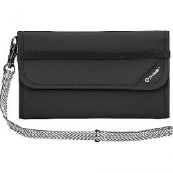 Pacasfe RFIDsafe V250 Anti-Theft Travel Wallet Black