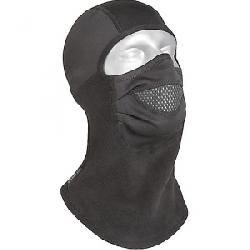 Hot Chillys Extreme Half/Half Balaclava with Chil-Block Mask Black/Black