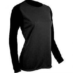 Polarmax Women's Double Base Layer Crew Black
