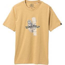 Prana Men's Steady T-Shirt - Slim Pollen Heather