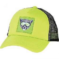 Turtle Fur Snow Creatures Truckers Cap Cheetah