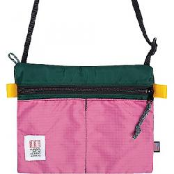 Topo Designs Accessory Shoulder Bag Forest / Berry
